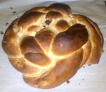 Apple Raisin Challah